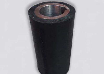 Berubbering metalen buis - Tenax Rubber - Metaal en rubber