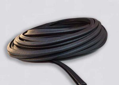 Kantafwerkprofiel - rubber - Tenax Rubber