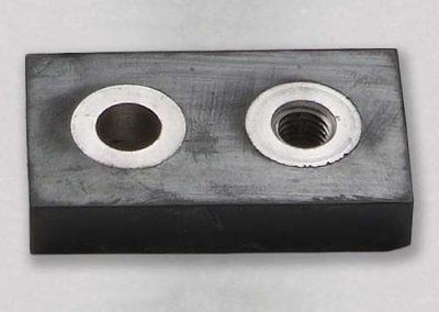 Vormstukken rubber en metaal - Tenax Rubber