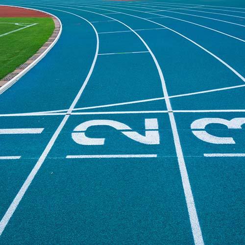 atletiekbanen