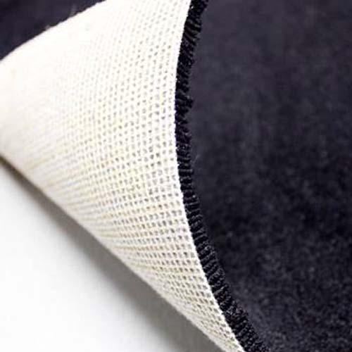 Rubber wordt gebruik voor tapijtruggen
