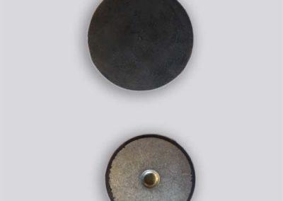 Rubber + metaal - trillingsdemper