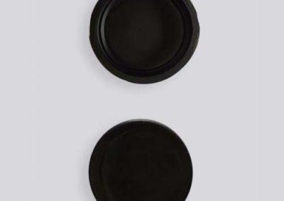 DOP in gevulkaniseerd rubber